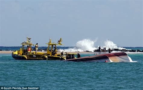 catamaran capsizes and sinks with tourists on board it was so scary she came up limp mother killed as freak