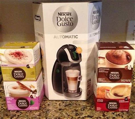Nescafe Dolce Gusto Make Your Own Italian Style Coffee With Gusto by The Nescaf 201 174 Fiorucci Dolce Gusto 174 Makes The