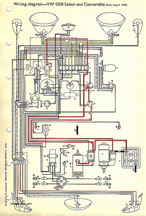 1968 vw beetle autostick wiring diagram wiring diagram