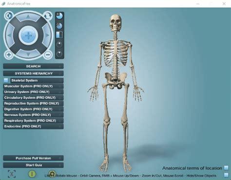 best anatomy software 6 best free human anatomy software for windows 10