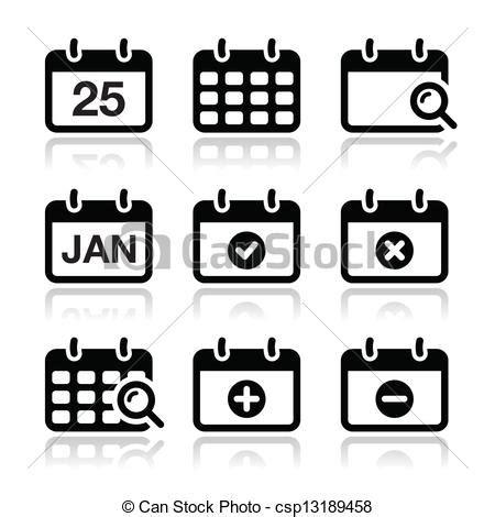 clipart calendario clip arte vetor de data calend 225 vetorial jogo