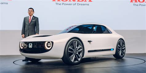 honda sports car concept honda unveils all electric sports car concept based on new