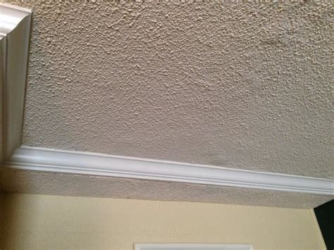 bubbling ceiling paint picture of isla grand