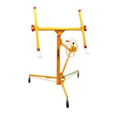 panellift model 138 2 drywall panel hoist 138 2 the home