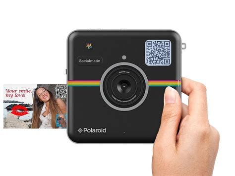 polaroid socialmatic instagram polaroid s instagram is now up for pre order