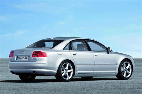 Audi W12 6 0 by Audi A8 6 0 W12 Quattro D3 2007 Parts Specs