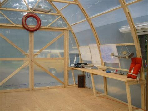sam s boat shed the arctic tern project for passionate sailors diy ers