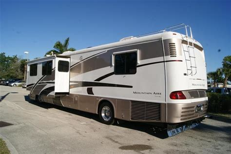 rv inventory search result motorhome units 2000 newmar mountain aire 4080 class a diesel motorhome