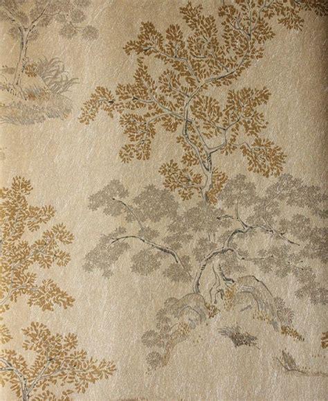 wallpaper trees gold oriental tree wallpaper silver mica wallpaper with black