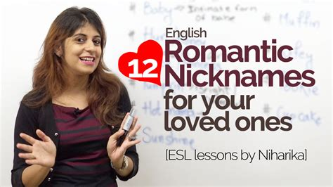 niharika fb daily english speaking lesson to learn 12 romantic