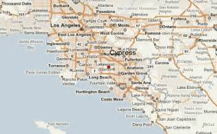 where is cypress california on map cypress location guide