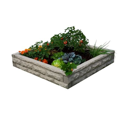 Raised Garden Beds Home Depot by Cedar Raised Garden Beds Garden Center The Home Depot