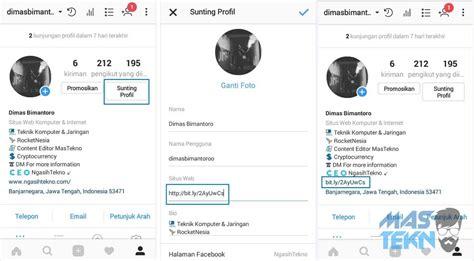 bagaimana cara membuat online shop di instagram cara mudah membuat link whatsapp di instagram