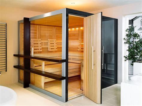 sauna zuhause perfekte heimsauna zuhause wohnen