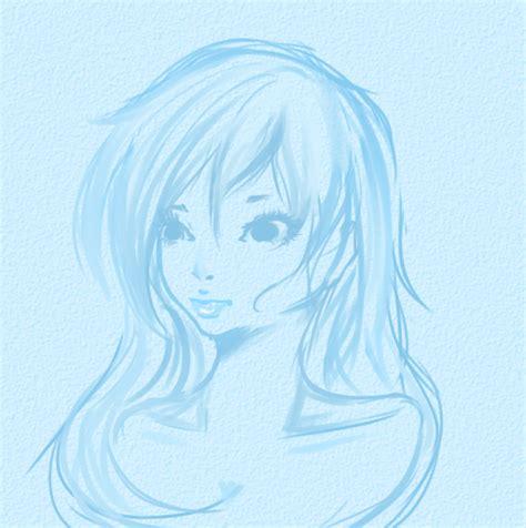 blue sketch blue sketch by ithonyaramos on deviantart