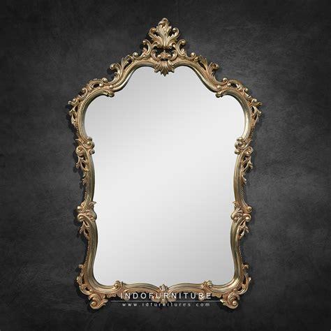 Cermin Bronze cermin dinding indofurniture part 3