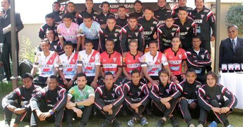 futbol de ascenso bolivia always ready los 26 guerreros del equipo albirrojo fueron