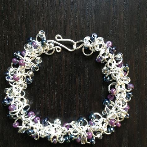 jump ring bracelet ideas bracelet jump rings 6 0 seed jewelry ideas