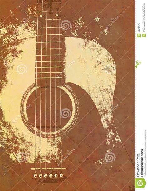 imagenes retro guitar tab guitarra del fondo del grunge