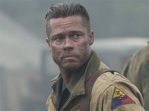 army haircut fury 50 brad pitt haircut hairstyles 2016 collection
