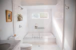 Bath And Shower Combinations Hymettus Project Traditional Bathroom San Diego By