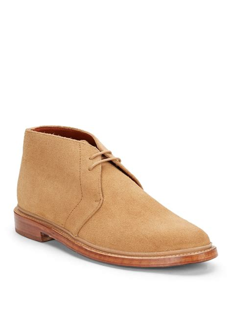 chukka boots suede florsheim by duckie brown suede chukka ankle boots in