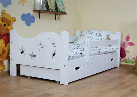 toddler beds for camilla 160x80 toddler bed white coco foam mattress and