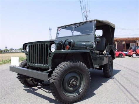 Jeep Kanvas Green mitsubishi jeep canvas top 1968 green 80 000 km