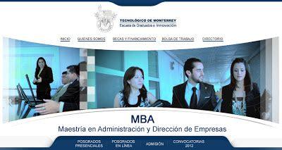 Mba Itesm by Tec De Monterrey Sede Canc 250 N Maestr 237 As