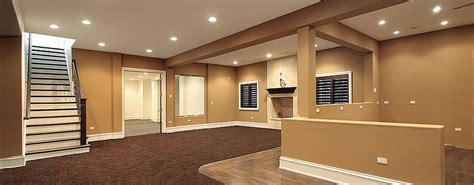 finishing basement cost home design