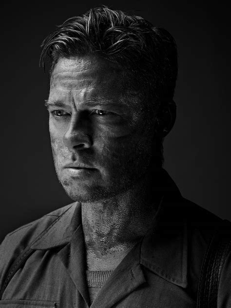 actor photography brad pitt b 1963 american actor and film producer