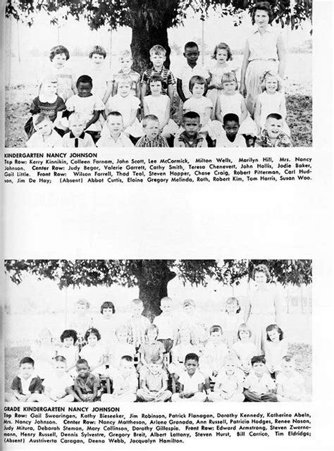1960 Fledgling Yearbook - Elementary School: Pages 57 to 81