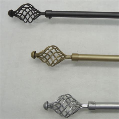 curtain poles accessories spiral extendable metal curtain pole curtain poles and