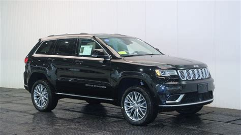 New 2018 Jeep Grand by New 2018 Jeep Grand Summit Sport Utility In