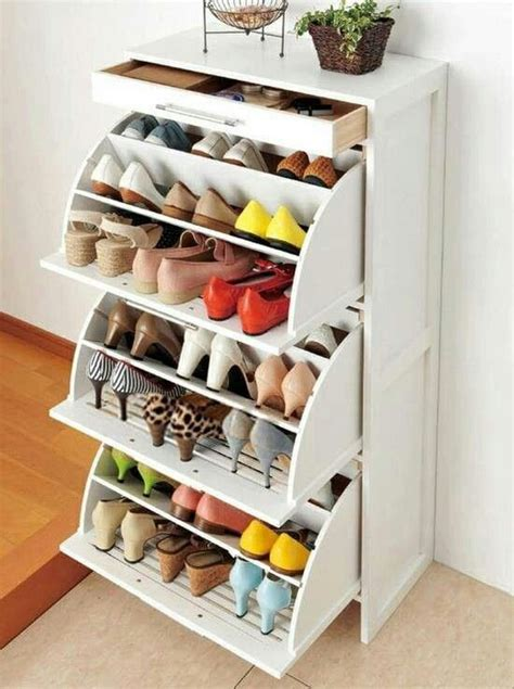space saving shoe storage ideas 17 best images about space saving ideas on