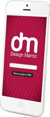 designmantic login logo maker app logo design app designmantic com