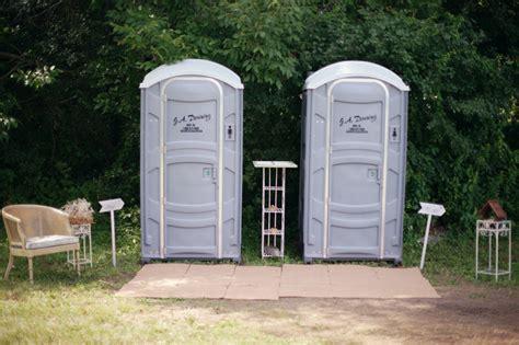 Porta Potty   wedding   Pinterest