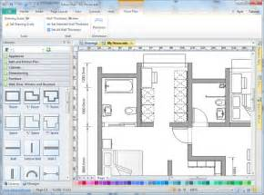 house design drafting software easy drafting software edraw