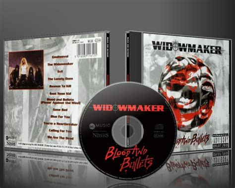 Widowmaker Blood And Bullets blood and honor metal widowmaker blood and bullets 1993 stand by for 1994