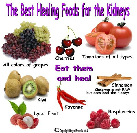 Food For Kidney Detox by Roger Bezanis On Detox Health Benefits And Kidney Disease