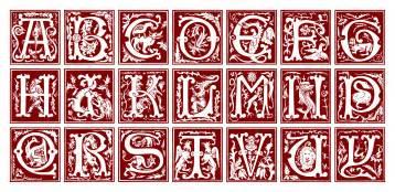 ornamental alphabet 16th century types of ty 183 pog 183 ra 183 phy