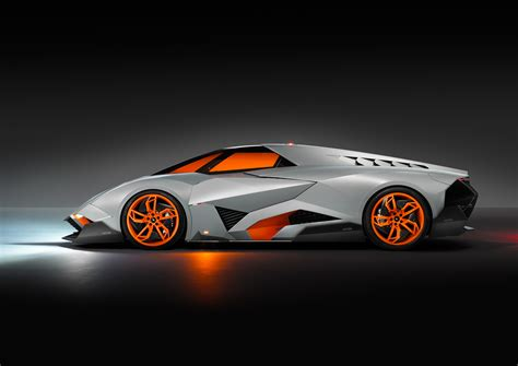 lamborghini shows single seat egoista autos ca