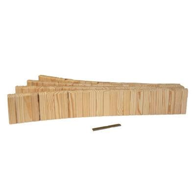 landscaping supplies 5 1 2 in x 12 ft wood lawn