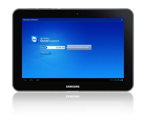 teamviewer mobile samsung teamviewer press release teamviewer 174 launches new app for