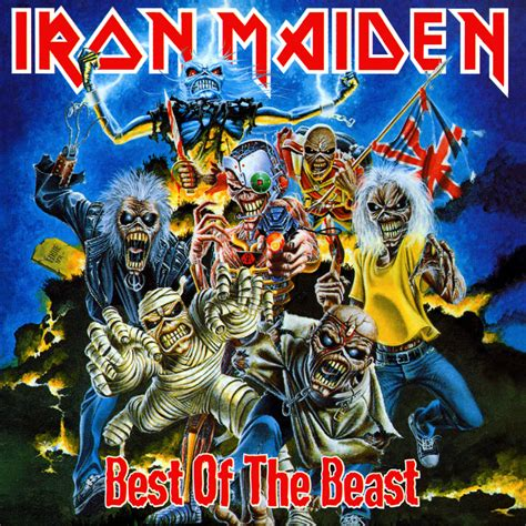 iron maiden the best of the beast best of the beast iron maiden blood brothers colombia