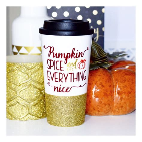 nice coffee cups pumpkin spice and everything nice coffee cup fall coffee
