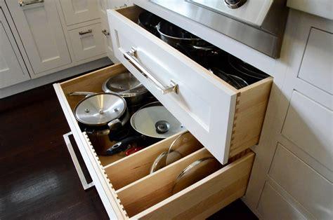 custom kitchen cabinet drawers kitchen drawer organizer kitchen transitional with custom