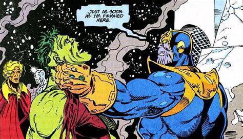 darkseid infinity gauntlet thanos vs darkseid
