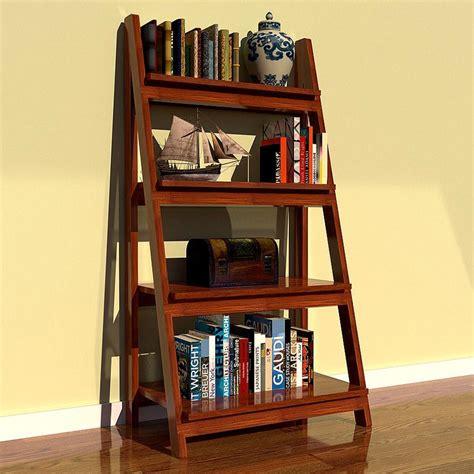 wooden ladder bookshelf furniture new interior home