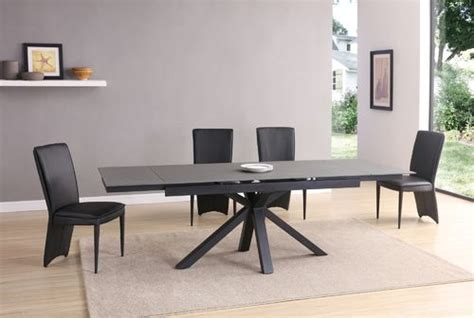 extending large grey effect glass dining table and glass dining table and 8 chairs 8 seater sets homegenies